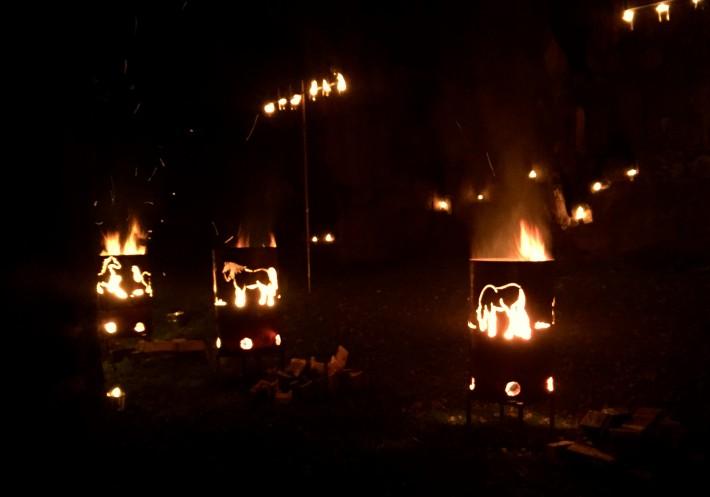 Magical Lantern Parade