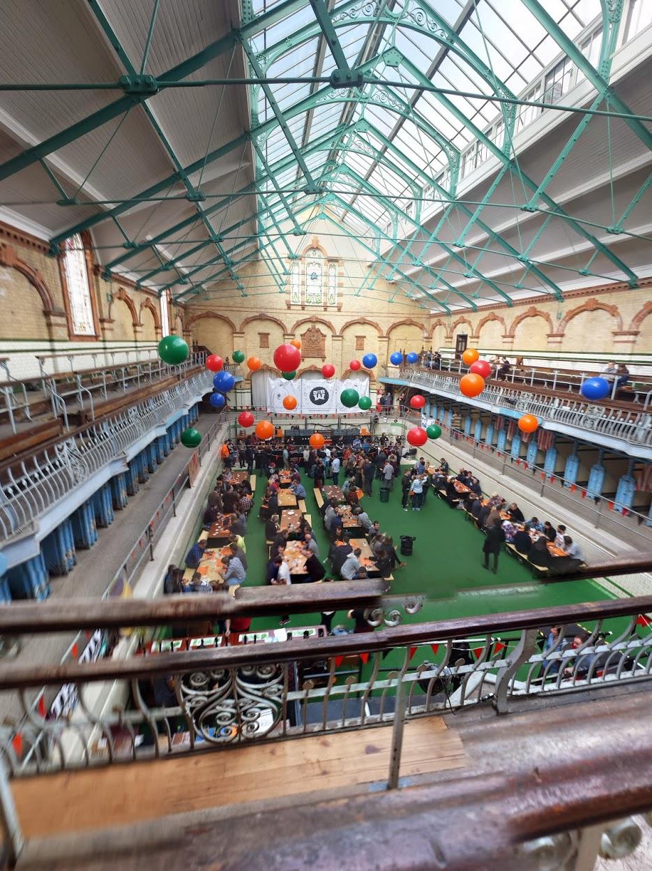Visiting Victoria Baths Becci 39 S Blog
