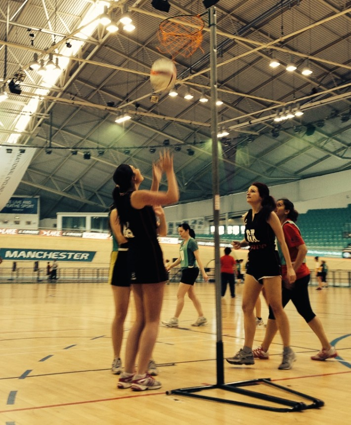 Play Netball in Manchester