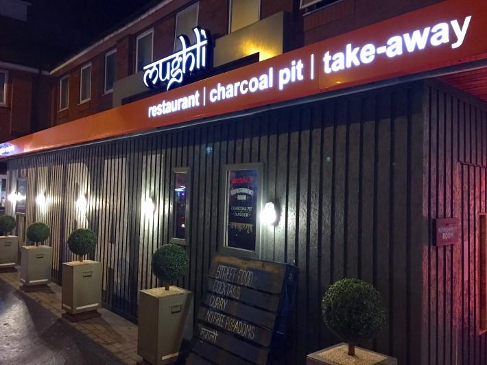 Mughli Restaurant and Charcoal Pit