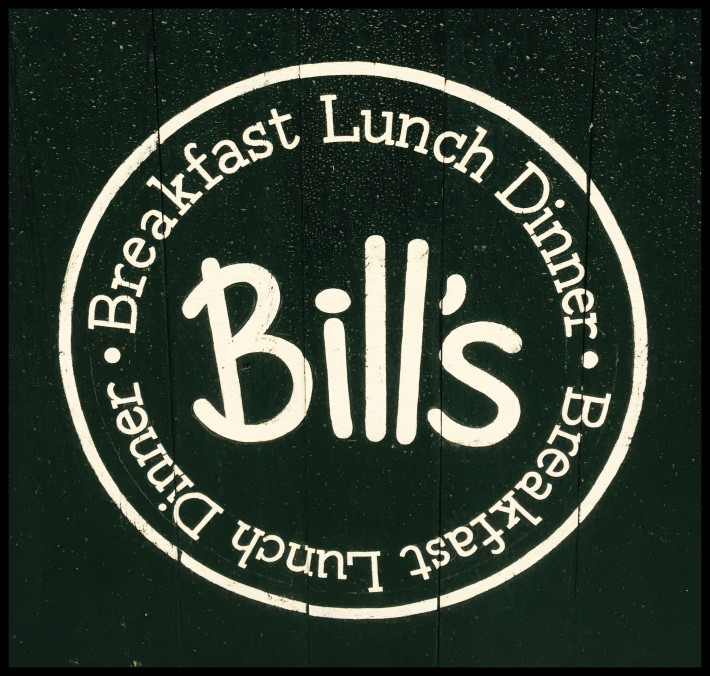 Lunch at Bill's