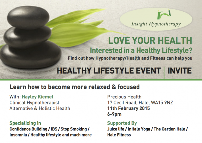 Love Your Health this Valentine's