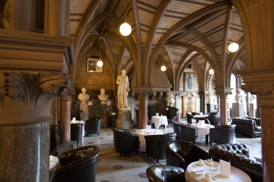 Sculpture Cafe, Manchester Town Hall