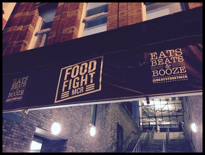 B.Eat Street, Manchester