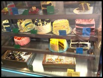 Cake Counter at Home Sweet Home