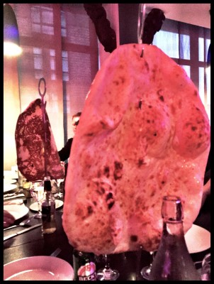 Family naan at Akbars