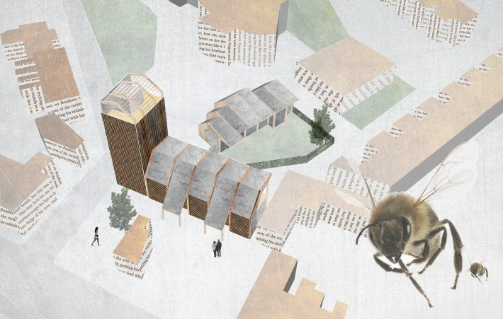 Architecture for Levenshulme: The Hive