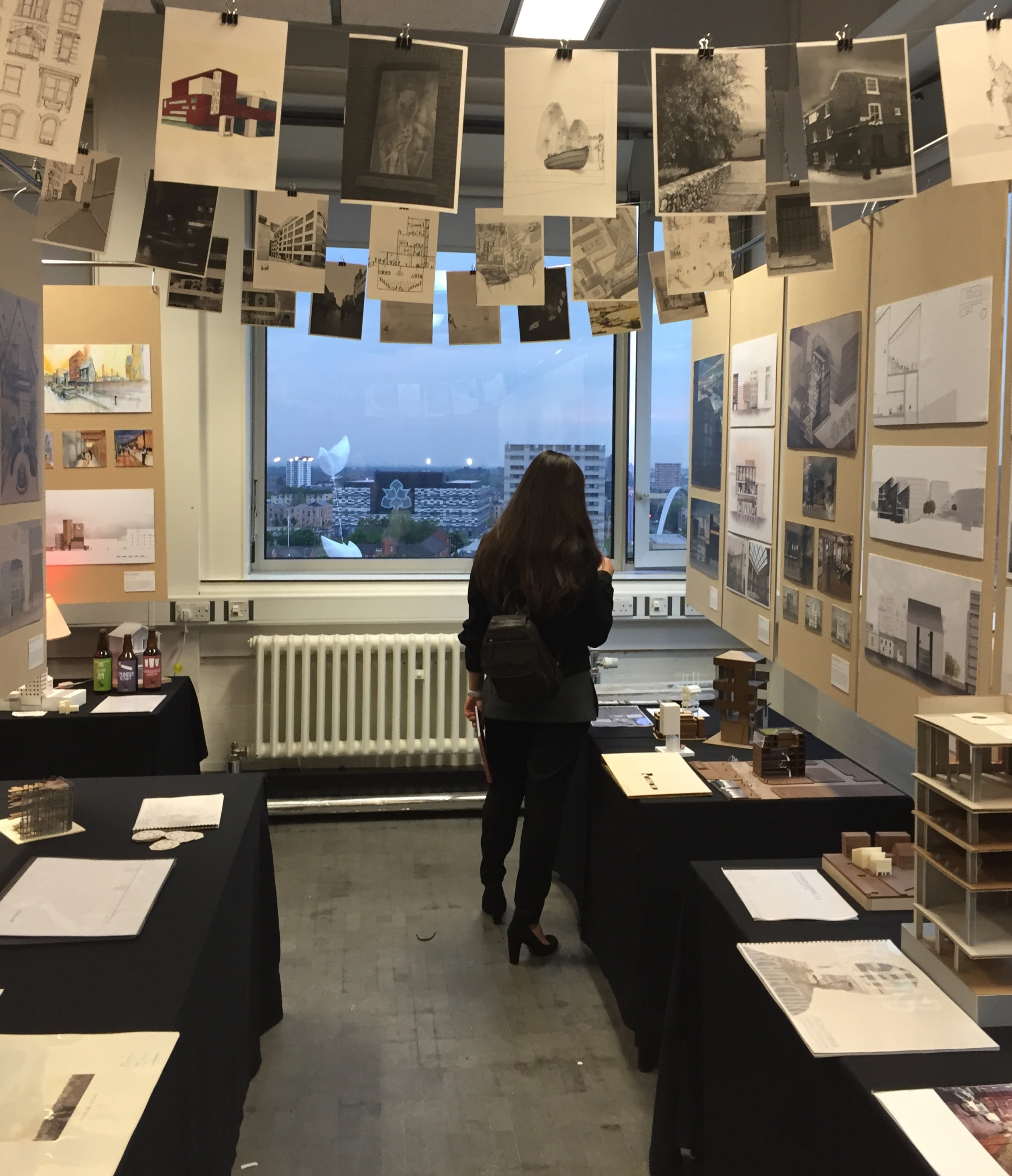 Architecture Degree Show Final Year