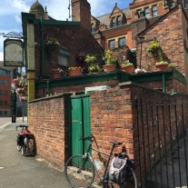 Peveril of the Peak Roof Garden Manchester