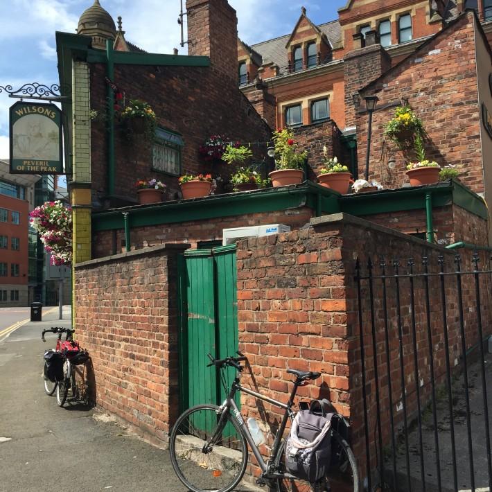 Photo treasure hunt: Manchester