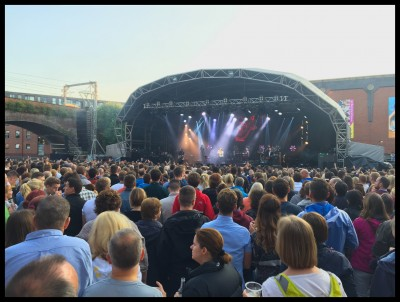 Paolo Nutini at Castlefield Bowl