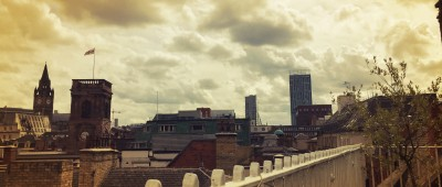 Rooftops of Manchester