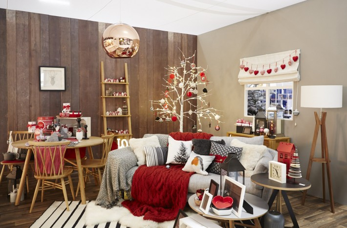 Ideal Home Show at Christmas; in Manchester this week