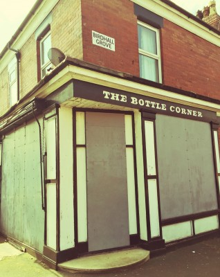 The Bottle Corner, Levenshulme
