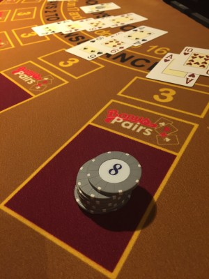 Learning to play blackjack at Grosvenor Casino Didsbury