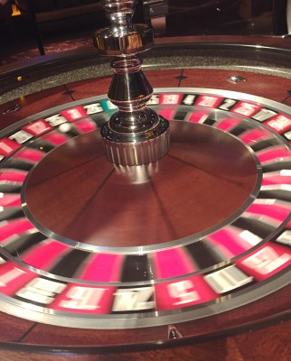 Spin that wheel, Roulette, Grosvenor Casino, Didsbury
