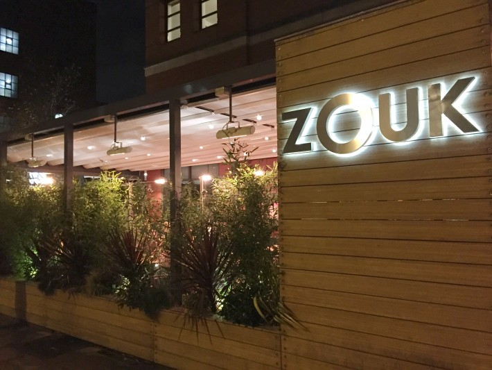 Zouk launches a new cocktail menu for Spring / Summer 2016