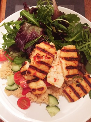 Halloumi & cous cous salad - Fruit and veg delivered to your door