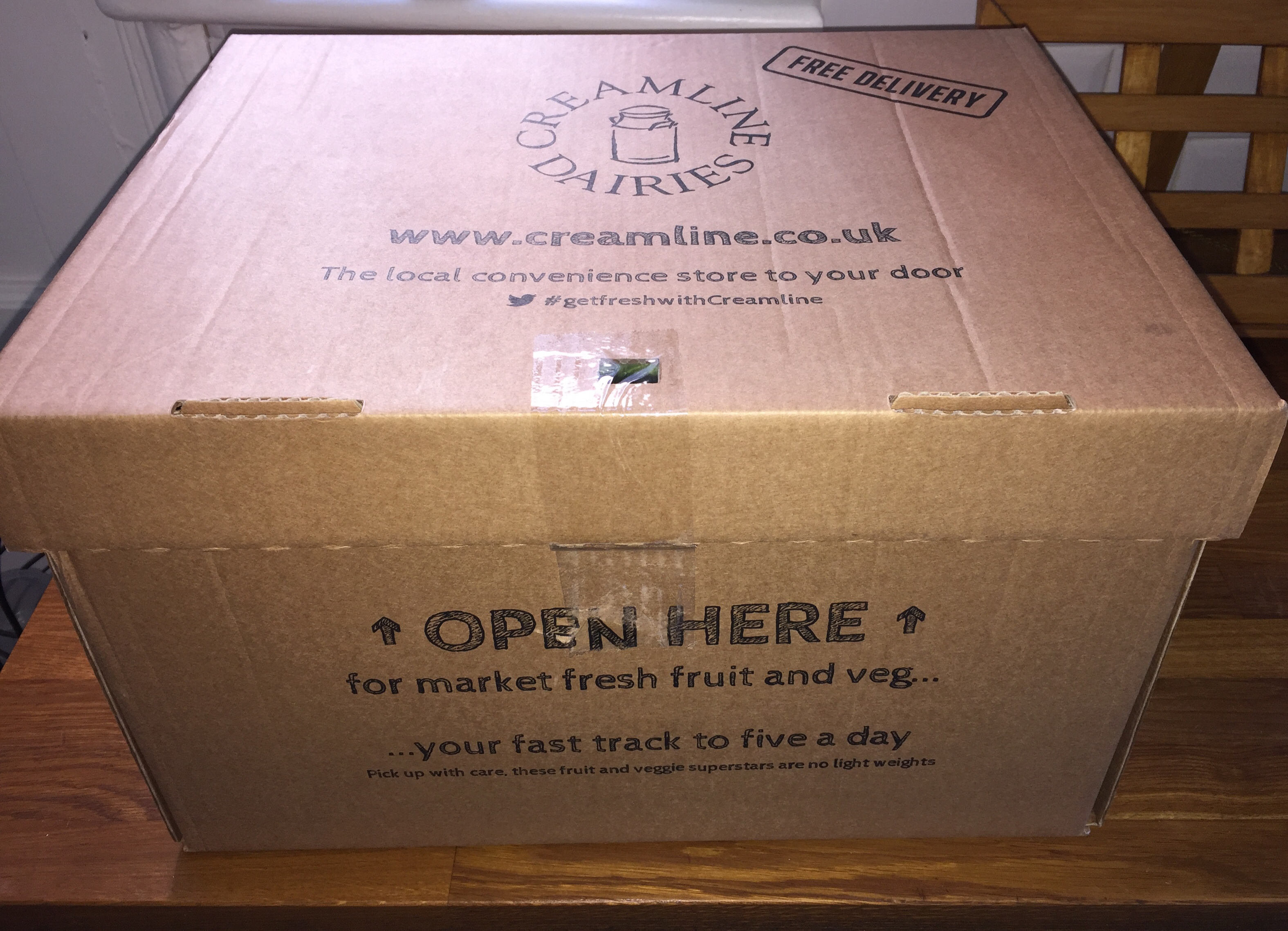 Fruit And Veg Delivered To Your Door Becci S Blog