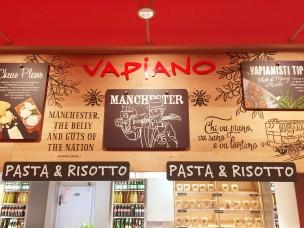 Vapiano Manchester #EatPastaRunFaster
