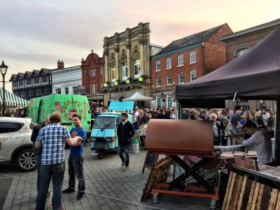 Foodie Friday Stockport