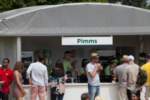 Pimm's bar