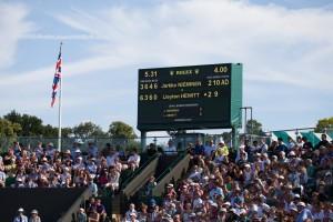 Match point Hewitt v Nieminen