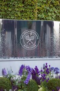 Wimbledon water feature